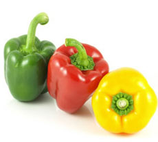 import export sweet peppers